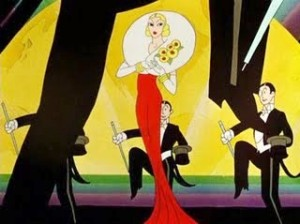 Page Miss Glory-1936 Tex Avery WB cartoon