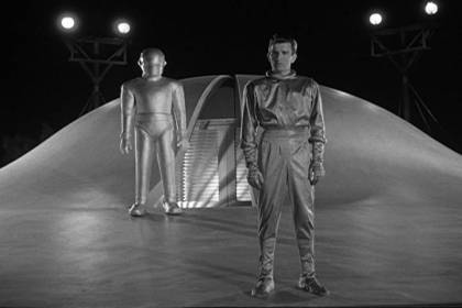 The Day the Earth Stood Still--1951_Robert Wise